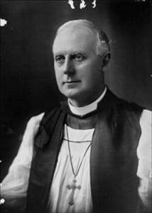Photograph of Gerald Sharp